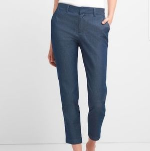 Gap Slim City Cropped Jeans